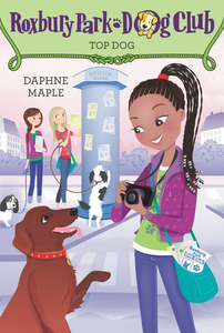 Ebook in inglese Top Dog Maple, Daphne