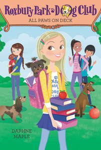Ebook in inglese All Paws on Deck Maple, Daphne