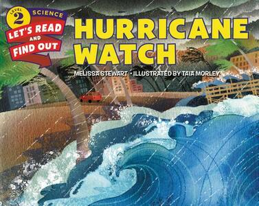 Hurricane Watch - Melissa Stewart - cover