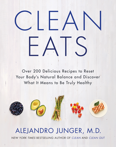 Ebook in inglese Clean Eats Junger, Alejandro