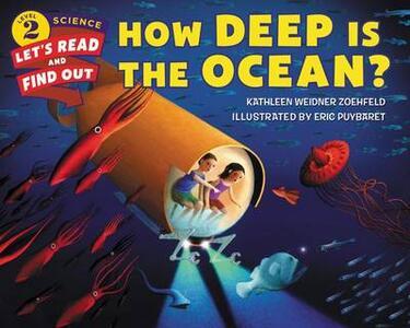 How Deep Is The Ocean? - Kathleen Weidner Zoehfeld - cover