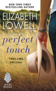 Perfect Touch - Elizabeth Lowell - cover