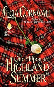 Once Upon a Highland Summer - Lecia Cornwall - cover