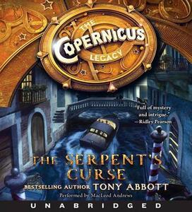 The Serpent's Curse - Tony Abbott - cover