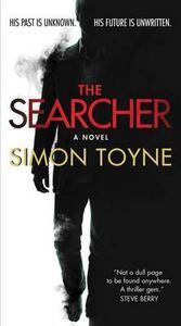 The Searcher - Simon Toyne - cover