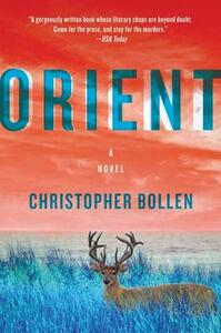 Orient - Christopher Bollen - cover