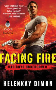 Foto Cover di Facing Fire, Ebook inglese di Helenkay Dimon, edito da HarperCollins