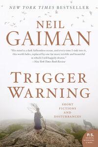 Foto Cover di Trigger Warning, Ebook inglese di Neil Gaiman, edito da HarperCollins