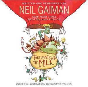 Fortunately, the Milk - Neil Gaiman - cover