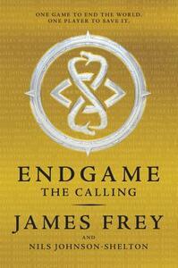 Endgame: The Calling - James Frey - cover