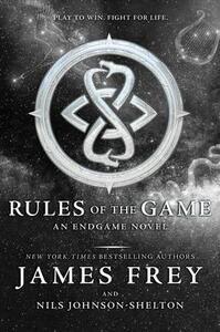 Endgame: Rules of the Game - James Frey,Nils Johnson-Shelton - cover