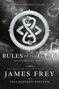 Ebook in inglese Rules of the Game Frey, James , Johnson-Shelton, Nils
