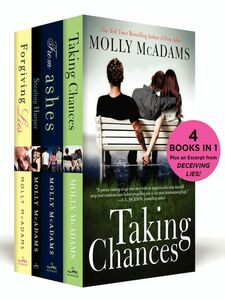 Foto Cover di The Molly McAdams New Adult Boxed Set, Ebook inglese di Molly McAdams, edito da HarperCollins