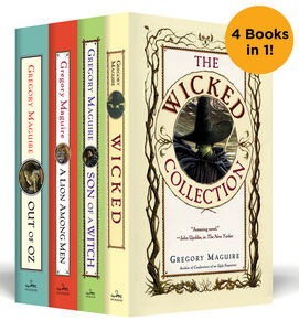 Foto Cover di The Wicked Years Complete Collection, Ebook inglese di Gregory Maguire, edito da HarperCollins