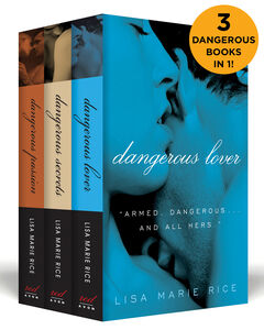 Foto Cover di The Dangerous Boxed Set, Ebook inglese di Lisa Marie Rice, edito da HarperCollins