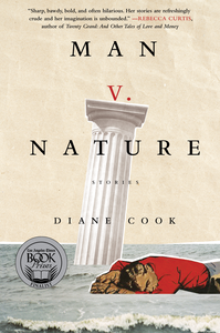 Ebook in inglese Man V. Nature Cook, Diane