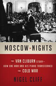 Foto Cover di Moscow Nights, Ebook inglese di Nigel Cliff, edito da HarperCollins