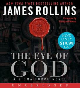 The Eye of God - James Rollins - cover