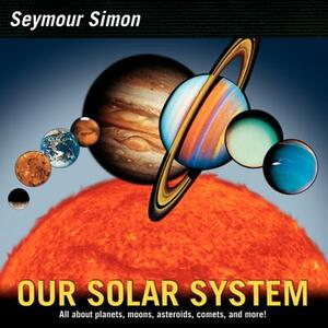 Our Solar System - Seymour Simon - cover