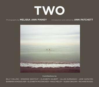 Two - Melissa Ann Pinney - cover