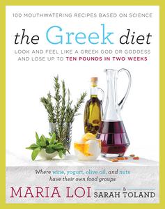 Ebook in inglese Greek Diet Loi, Maria , Toland, Sarah