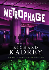 Ebook in inglese Metrophage Kadrey, Richard