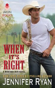 Foto Cover di When It's Right, Ebook inglese di Jennifer Ryan, edito da HarperCollins