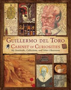 Foto Cover di Guillermo del Toro's Cabinet of Curiosities, Ebook inglese di Guillermo Del Toro,Marc Zicree, edito da HarperCollins