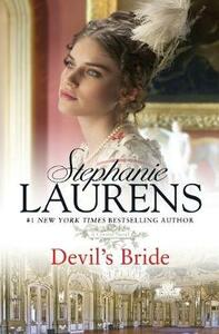 Devil's Bride - Stephanie Laurens - cover