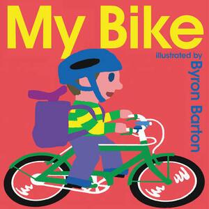 My Bike Lap Book - Byron Barton - cover