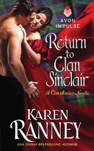 Return to Clan Sinclair: A Clan Sinclair Novella - Karen Ranney - cover