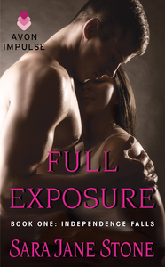 Ebook in inglese Full Exposure Stone, Sara Jane