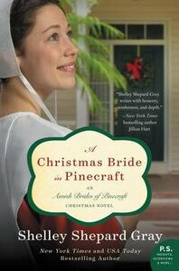 A Christmas Bride in Pinecraft: An Amish Brides of Pinecraft Christmas Novel - Shelley Shepard Gray - cover
