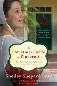 Foto Cover di A Christmas Bride in Pinecraft, Ebook inglese di Shelley Shepard Gray, edito da HarperCollins