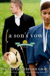 Foto Cover di A Son's Vow, Ebook inglese di Shelley Shepard Gray, edito da HarperCollins