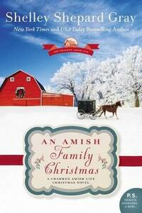An Amish Family Christmas - Shelley Gray - cover