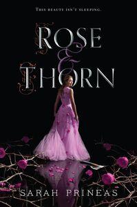 Ebook in inglese Rose & Thorn Prineas, Sarah