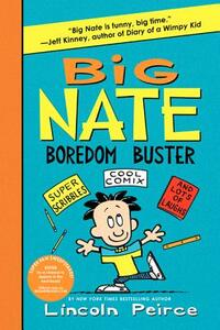 Big Nate Boredom Buster - Lincoln Peirce - cover