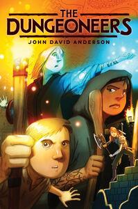 Foto Cover di The Dungeoneers, Ebook inglese di John David Anderson, edito da HarperCollins