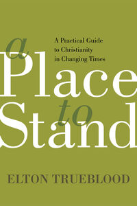 Ebook in inglese Place to Stand Trueblood, Elton