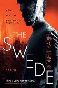 The Swede - Robert Karjel - cover