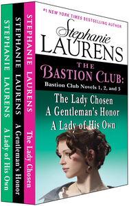 Foto Cover di The Bastion Club, Ebook inglese di STEPHANIE LAURENS, edito da HarperCollins