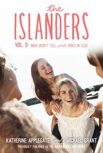 Foto Cover di The Islanders, Ebook inglese di Katherine Applegate,Michael Grant, edito da HarperCollins