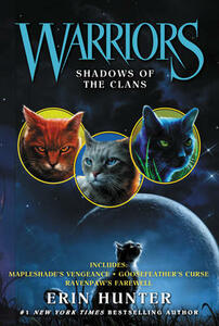 Warriors: Shadows of the Clans - Erin Hunter - cover