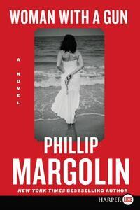 Woman with a Gun - Phillip Margolin - cover