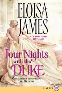Four Nights with the Duke - Eloisa James - cover