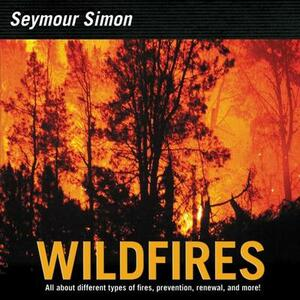 Wildfires (Revised Edition) - Seymour Simon - cover