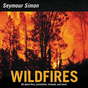 Wildfires - Seymour Simon - cover