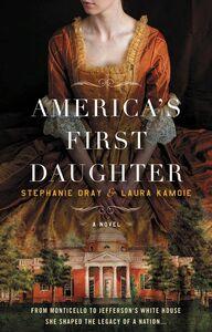 Foto Cover di America's First Daughter, Ebook inglese di Stephanie Dray,Laura Kamoie, edito da HarperCollins