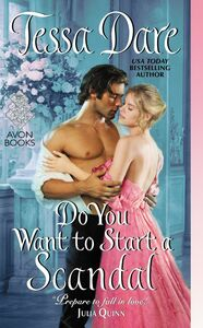 Ebook in inglese Do You Want to Start a Scandal Dare, Tessa